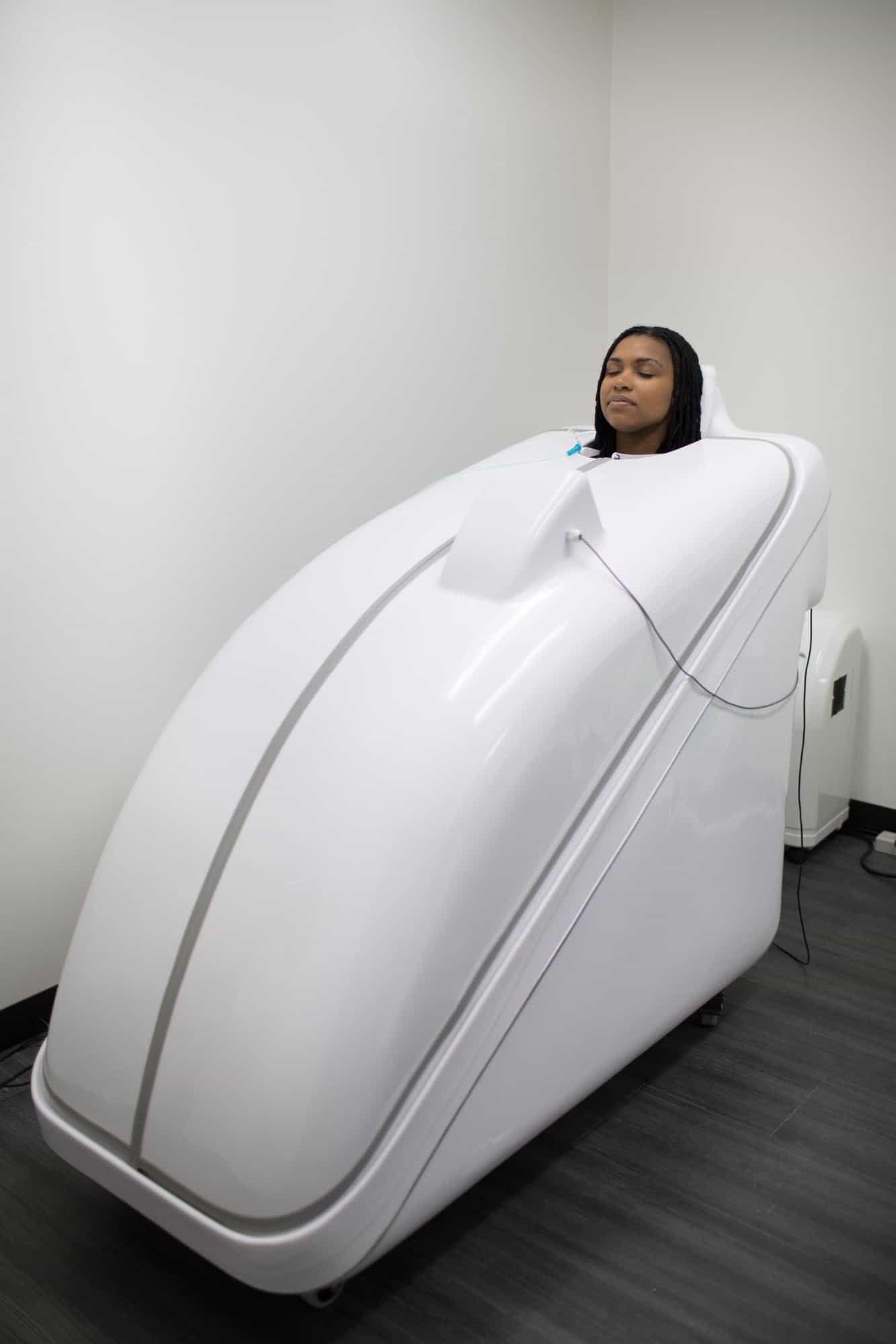 HOCATT™ Infrared Ozone Sauna